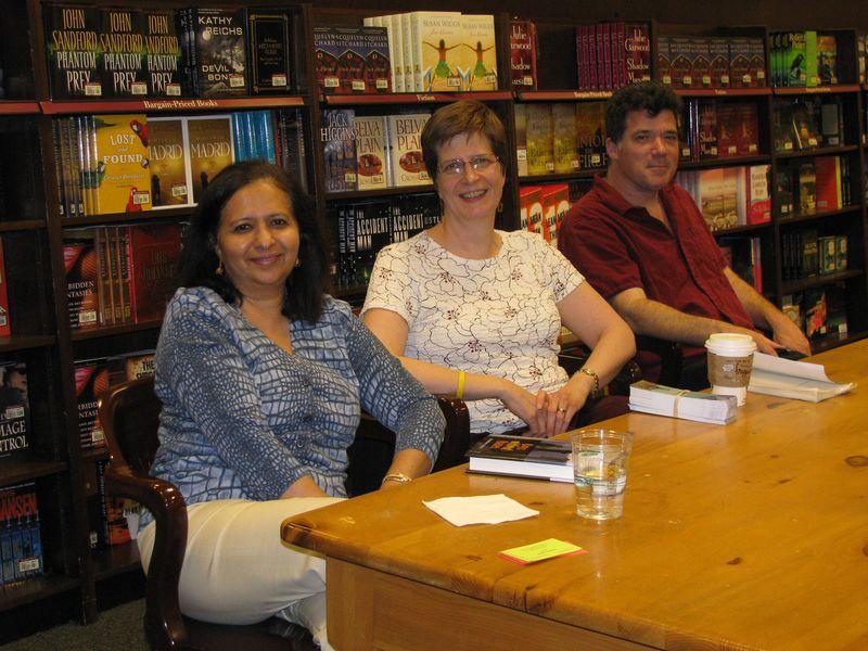 Kashmira, Jacqueline, Michael 2